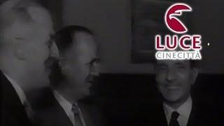 La liberazione di Trieste: l'arrivo delle truppe italiane in città (1954)