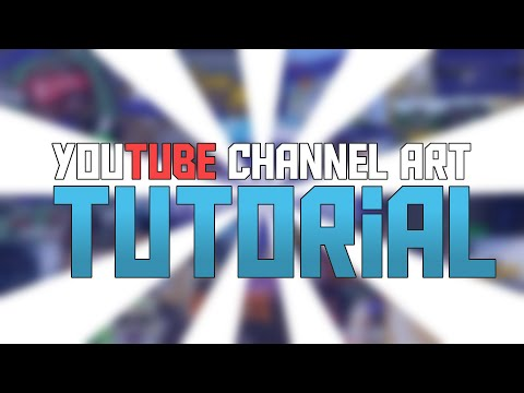 How To Make A Youtube Channel Banner Unsing Paint Net