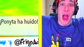 Folagor Reacciona a cuando se le ESCAPA un SHINY a FRIGO