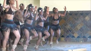 Traditional Dance and Gumboot Competition, South Africa