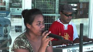 "Kiribati Hit Song - ""Taonimoana"""
