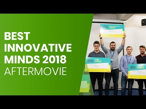 Best Innovative Minds 2018 Competition | Aftermovie | ASSIST Software