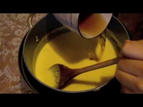 Receta de Como preparar el rompope - La receta de la abuelita