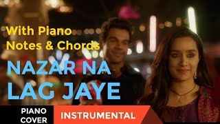 nazar-na-lag-jaye-instrumental-stree-karaoke-tutorial-piano-cover-piano-notes-chords