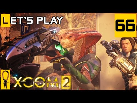 XCOM 2 - Part 66 - Viper Sandwich - Let's Play - [Season 4 Legend]