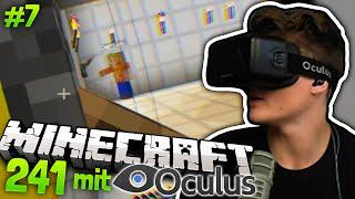 RAM BAM DAM! :D | Minecraft 241 #7 mit OCULUS RIFT 2