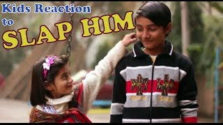 "Video ""Slap Him"": Children's Reactions download MP3, 3GP, MP4, WEBM, AVI, FLV Juni 2017"