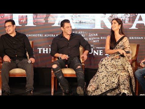 Bharat- Zinda Song Launch Complete Video HD Part 1- Salman Khan,Katrina Kaif,Ali Abbas Zafar Mp3