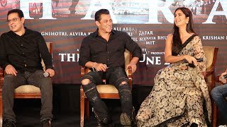 Bharat- Zinda Song Launch Complete Video HD Part 1- Salman Khan,Katrina Kaif,Ali Abbas Zafar