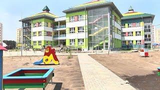 В 'Радужном' завершается строительство нового детского сада