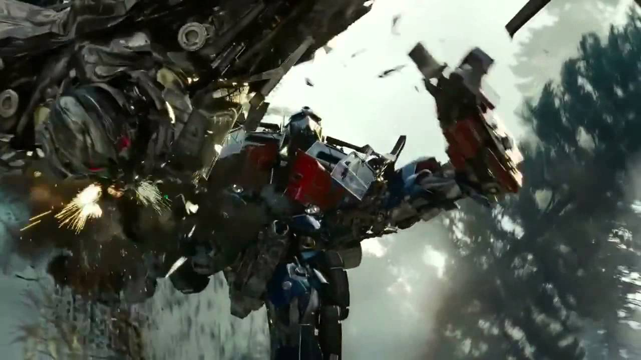 Transformers revenge of the fallen optimus prime vs - Transformers cartoon optimus prime vs megatron ...