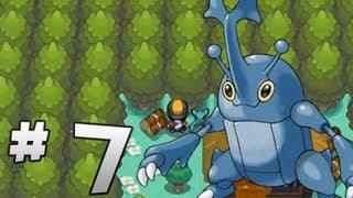 Let's Play Pokemon: HeartGold - Part 7 - Goldenrod City