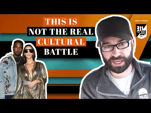 Where The Real Cultural Battle Is Being Fought | The Matt Walsh Show Ep. 17