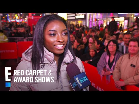 Simone Biles Tackles Beauty Standards With SK-II Partnership | E! Red Carpet & Award Shows