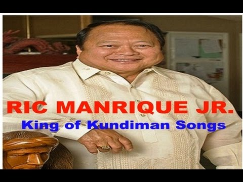 Ric Manrique Jr.  songs w/ lyrics