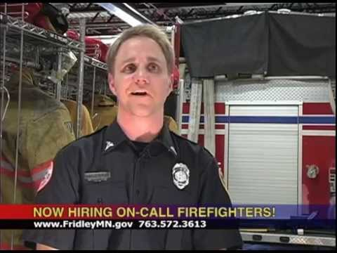 Fridley Fire Recruitment: Join the Trusted Few