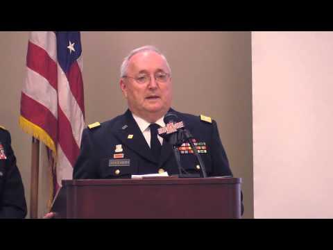 Lieutenant Colonel Bob Schoenborn