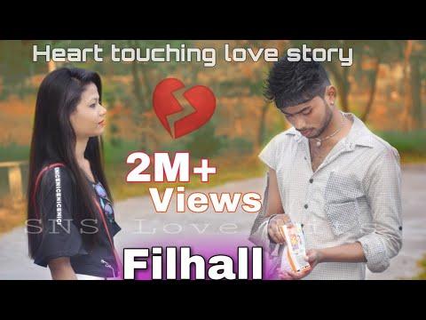 filhall-|-heart-taouching-love-story-|-me-kisi-or-ka-hu-filhall-|-bpraak-|-jaani-|-sns-love-hits-|