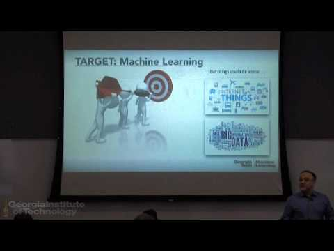 The New Machine Learning Center at GA Tech: Plans and Aspirations - Irfan Essa