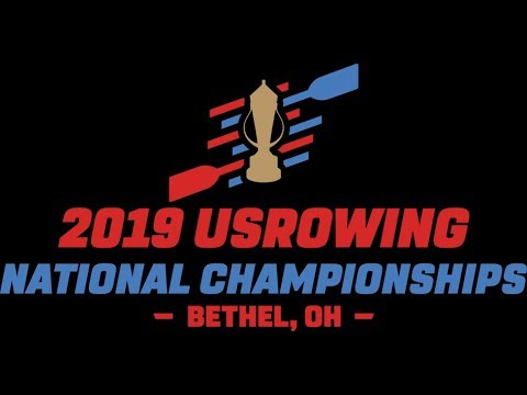 2019 USRowing Nationals Championships - Thursday, July 11, Finals