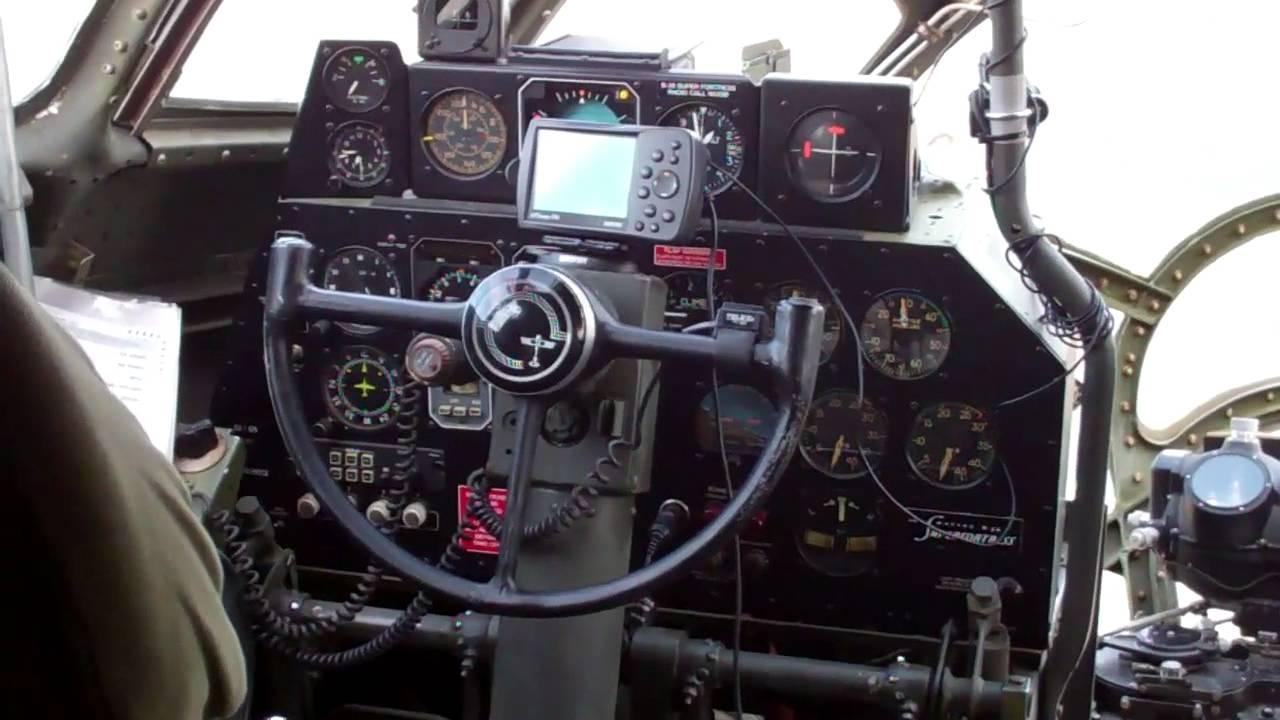 A Cockpit Tour