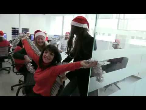 ¡Feliz Navidad Hispania 2018! Lip dub con \