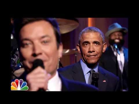 Slow Jam the News with President Obama-2016