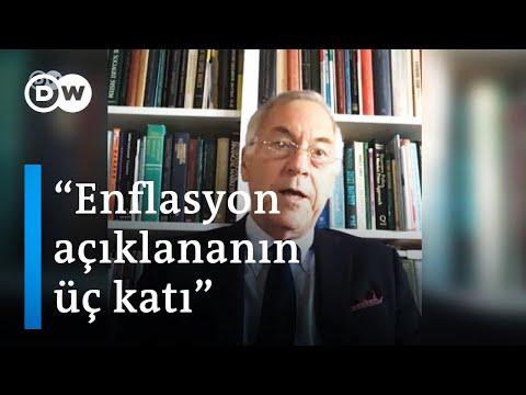 ABD'li ekonomist Steve Hanke: Türkiye'de enflasyon aslında % 37 - DW Türkçe