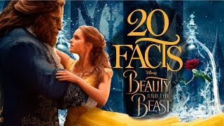 КРАСАВИЦА И ЧУДОВИЩЕ: Интересные факты! | Movie Mouse