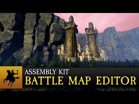 Total War: WARHAMMER - Battle Map Editor