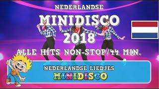 Children's Songs | Dance | Video | MINI DISCO 2018 | Non-Stop | Dutch Versions | Mini Disco