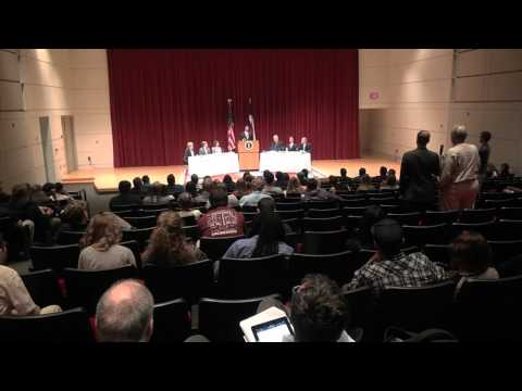 FCC Open Forum on Internet Regulation - Part 2