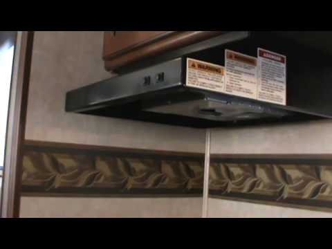 how to install a rv external stove vent 1
