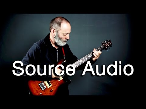 Ambient Guitar Meditation 17-9 Source Audio Nemesis Delay / Source Audio L.A. Lady Overdrive