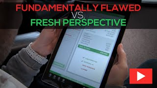 Fundamentally Flawed Vs Fresh Perspective | Theresource.tv | Loan Cost Estimate Worksheet Overhaul