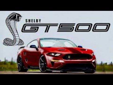 2019 Gt500 Is It The Hellcat Killer Youtube