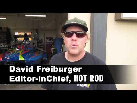 David Freiburger On New Ideas For HOT ROD Magazine
