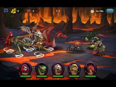 DragonSoul - Android Gameplay LVL-61-1