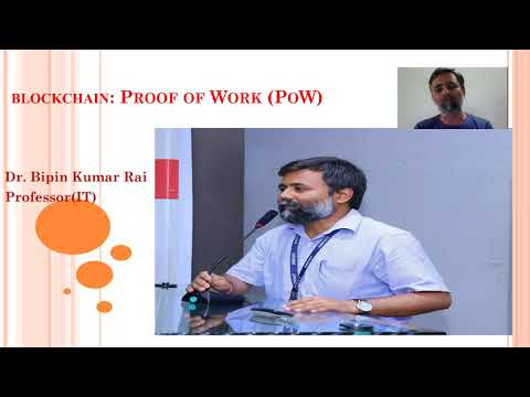 Blockchain | Lecture 13 | Proof of Work (PoW)