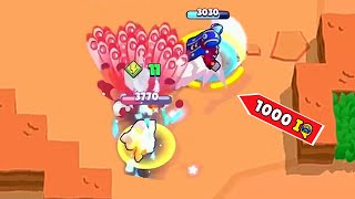 0 POWER CUBES but 1000 IQ! STU Perfect Timing! Brawl Stars Funny Moments & Wins & Fails ep.280