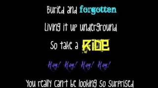 Sick Puppies- The Bottom with Lyrics on Screen