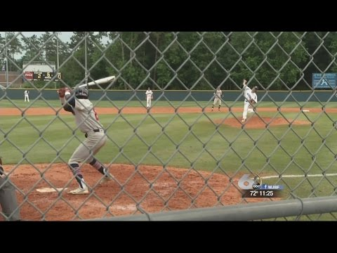Strom Thurmond Falls in Game 1 of 2A Baseball Title Series