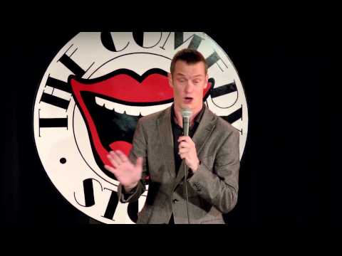 Paul Tonkinson | The Comedy Store: Raw & Uncut in cinemas from 22 February 2013!
