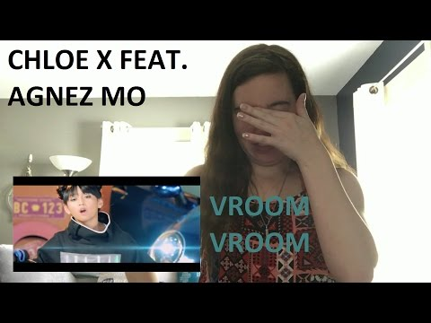 Chloe X [Agnez Mo] Vroom Vroom Reaction [SHES SO CUTE]