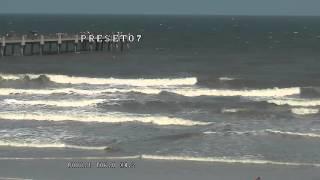 Jacksonville Beach Pier Surf Cam