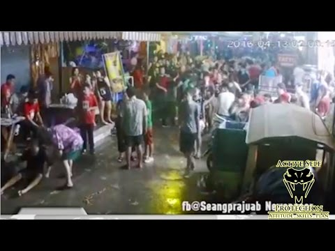 caught-on-camera-tourists-attacked-and-badly-beaten-by-locals-|-active-self-protection