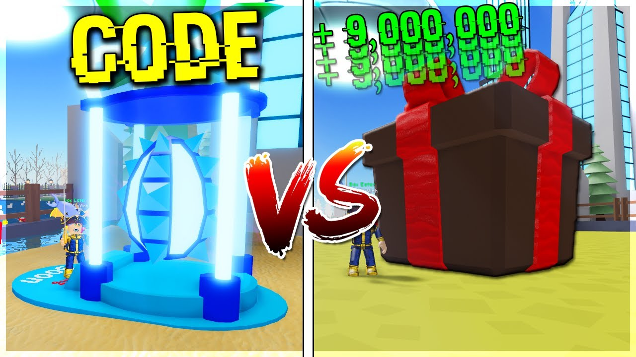 ALL CODES IN UNBOXING SIMULATOR! *read description*ALL COINS GLITCHES AND  SECRETS! (ROBLOX)