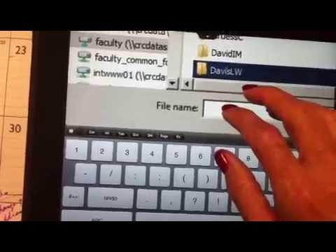 IPad:  Full Microsoft Office On The IPad
