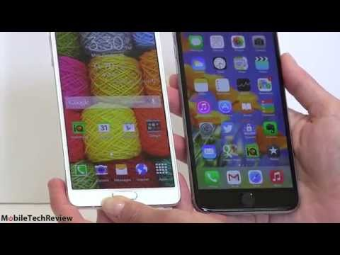 Samsung Galaxy Note 4 vs. iPhone 6 Plus Comparison Smackdown