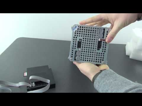 Unboxing Scrypt Miner A4 Terminator Litecoin Dogecoin